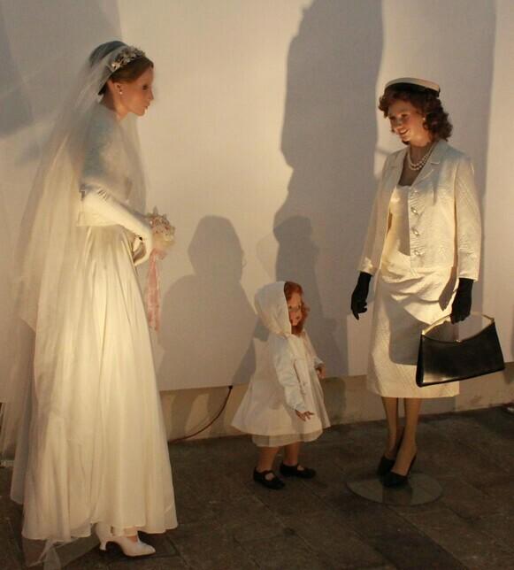 Mariage et maternité dans les années 50